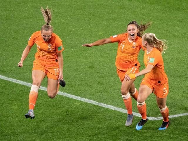 Frauenfußball-WM in Frankreich: Niederlande und Italien komplettieren Viertelfinale