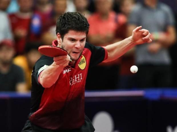 Tischtennis in Olmütz: Boll und Ovtcharov bei Czech Open imHalbfinale