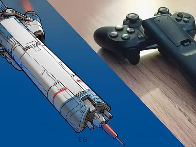 Künstler verwandelt Alltagsgegenstände in spektakuläre Spaceship Designs