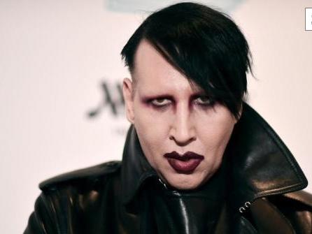 Marilyn Manson stellt sich der Polizei