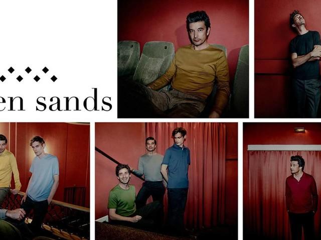 Seven Sands // Menswear-Label erweitert von 20.000 auf 72.000 Modell-Varianten mit nachhaltiger on-demand Produktion