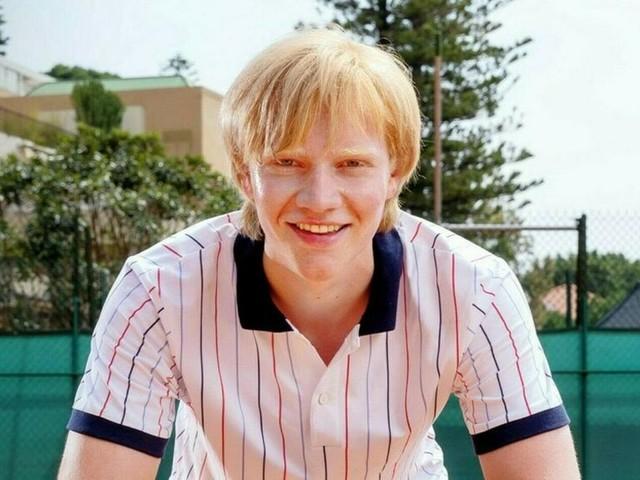 Der Spieler: Bruno Alexanders Verwandlung in Boris Becker