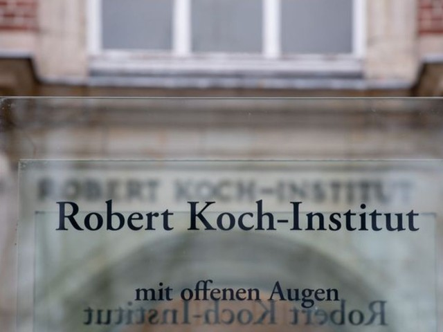 RKI-Skepsis : Umfrage zu Corona-Pandemie: Viele Ostdeutsche misstrauen RKI