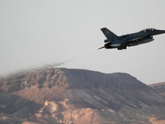 Israelische Luftangriffe auf Ziele in Syrien