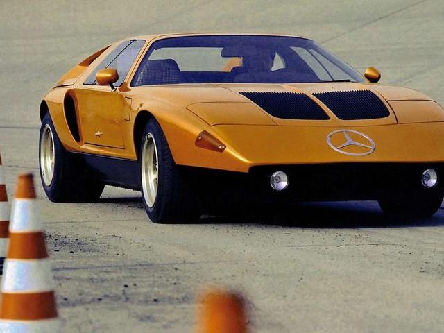 Die Wankel-Mutigen: Vor 50 Jahren präsentierte Mercedes den Sportwagen C 111