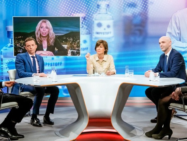 "ZDF-Talk: ""Maybrit Illner"": Lauterbach in Sorge wegen Corona-Mutation"