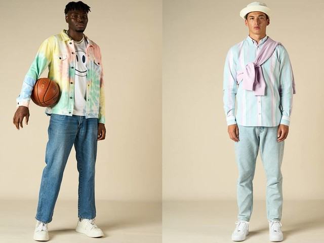 COLOURS & SONS Frühjahr / Sommer 2022 Menswear collection