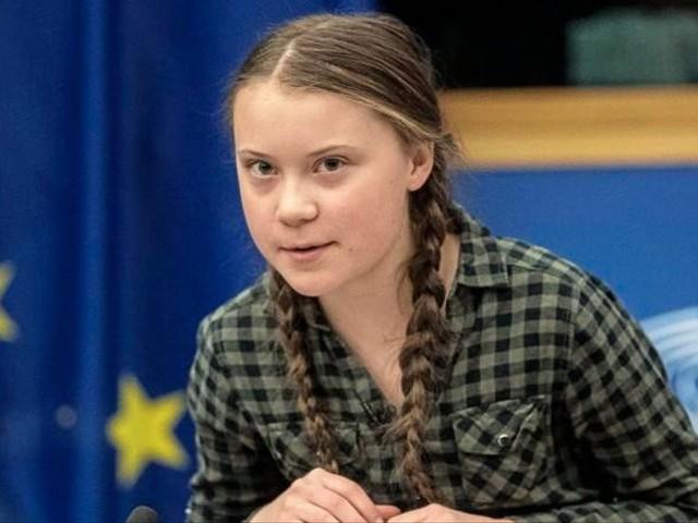 Greta Thunberg trifft in Rom auf den Papst