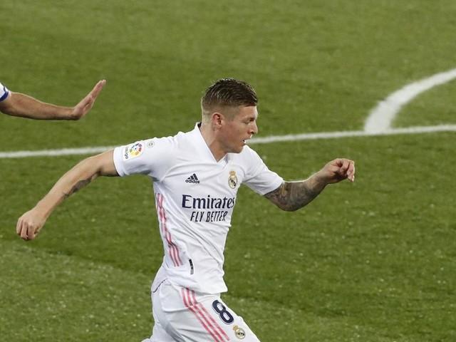 Primera Division: Toni Kroos glänzt bei Sieg von Real Madrid