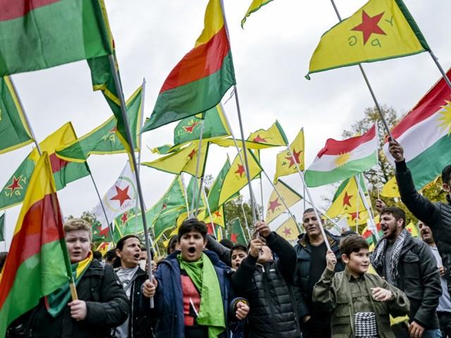 Krieg in Syrien: Erdoğans Feldzug eint die Kurden in Deutschland