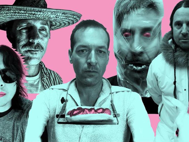 Hot Snakes – Six Wave Hold-Down