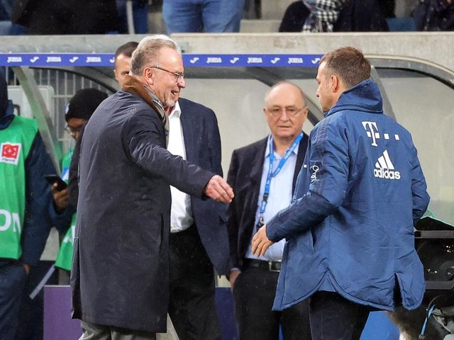 """Rummenigge: Verbleib von Flick bei Bayern München ein """"Fakt"""""""