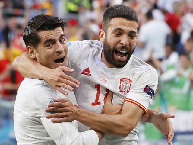 Nach Elferkrimi: Spanien schlägt Schweiz und steht im EM-Halbfinale