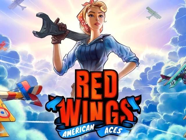 Red Wings: American Aces - Die Luftkämpfe gehen weiter