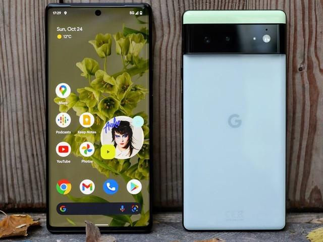Pixel 6 und Pixel 6 Pro: Googles bisher beste Smartphones im Test