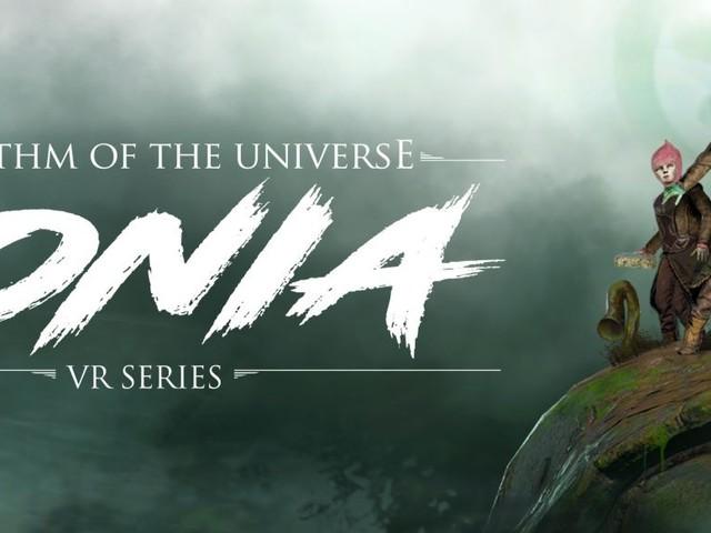 Rhythm of the Universe: IONIA - Musisches VR-Abenteuer steht bereit