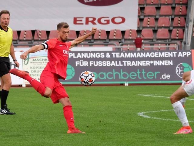 Regionalliga: Nullnummer in Kassel, FSV siegt