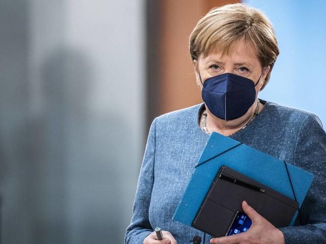 Merkel auf dem Weg nach Washington: der Neuanfang