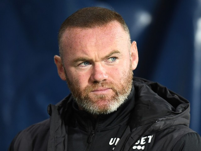 International: Trotz Insolvenz: Rooney will bei Derby bleiben