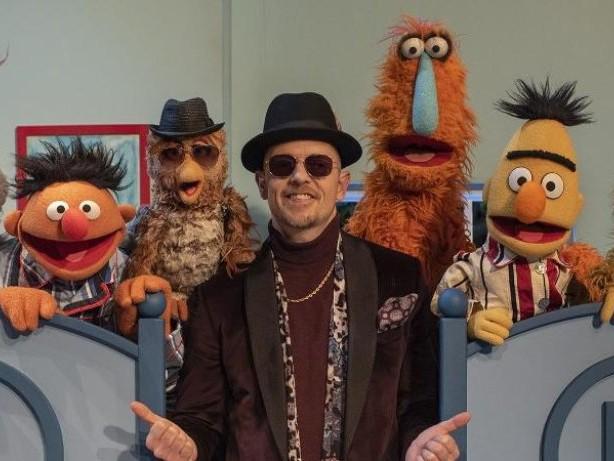 """Medien: Jan Delay singt Lied """"Eule"""" mit Ernie & Bert von Sesamstraße"""