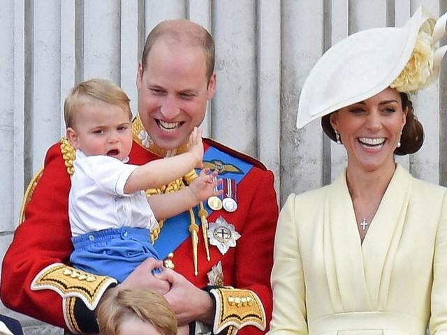 Tschüss Palast: Werden Charlotte und Louis es Prinz Harry einmal gleichtun?