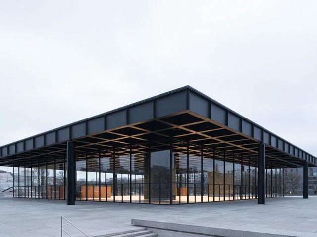 """Neue Nationalgalerie Berlin: Die """"Tankstelle"""" ist wieder geöffnet"""