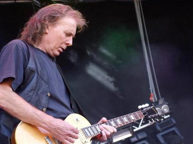 """Britischer Musiker - """"Fast"""" Eddie Clarke ist tot: Motörhead-Gitarrist mit 67 Jahren gestorben"""