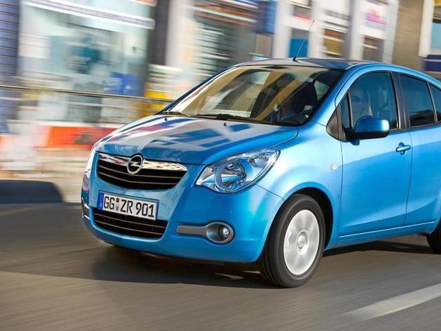 Microvan mit Schwächen: Gebrauchter Opel Agila B: Bremsleitungen und Fahrwerk prüfen