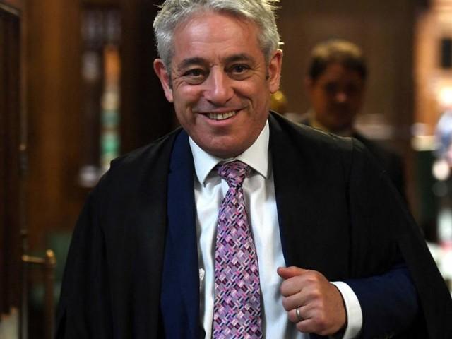"""Abrechnung mit Boris Johnson: Mister """"Order"""" wechselt zu Labour"""