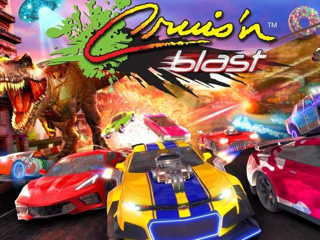 Test: Cruis'n Blast