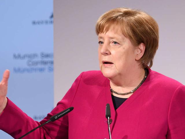 Merkel attackiert Trump auf SiKo in München: Die wichtigsten Zitate ihrer Rede zum Nachlesen