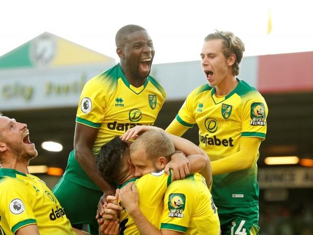 Sensation in England: Aufsteiger Norwich schlägt ManCity