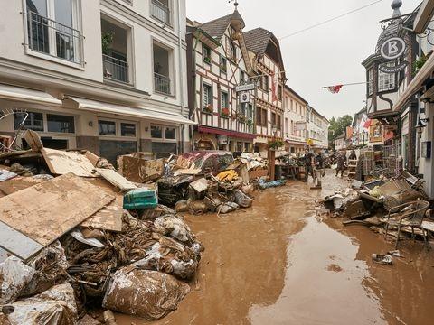 Bund-Länder-Treffen: Wiederaufbaufonds von 30 Milliarden Euro vereinbart