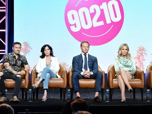 """""""Beverly Hills, 90210"""": So sprechen die Stars über das Remake"""