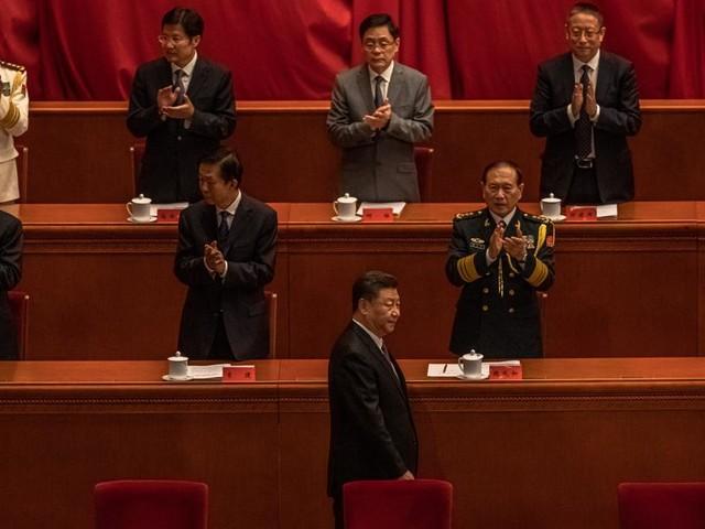 Rivalität mit USA: Chinas Führung erstellt Wirtschaftsplan bis 2025