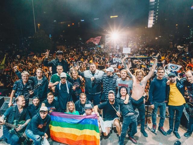 Sächsischer Verfassungsschutz bewertet #WirSindMehr-Konzert als linksextreme Veranstaltung