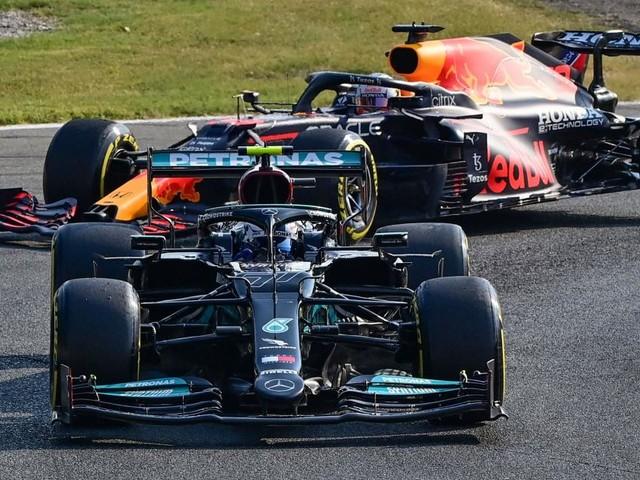 Formel 1: Bottas gewann Sprint in Monza, Rückschlag für Hamilton
