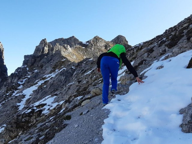 Wandern: Schnee von gestern als Gefahr von heute