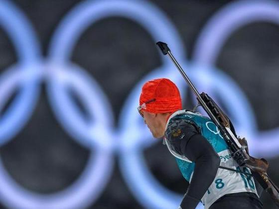 Nur Biathlon-Männer am Sonntag mit deutscher Medaillenchance