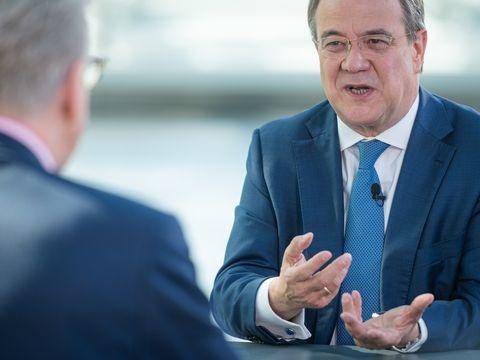 Laschet verteidigt CDU-Fraktion nach Misstrauensvotum