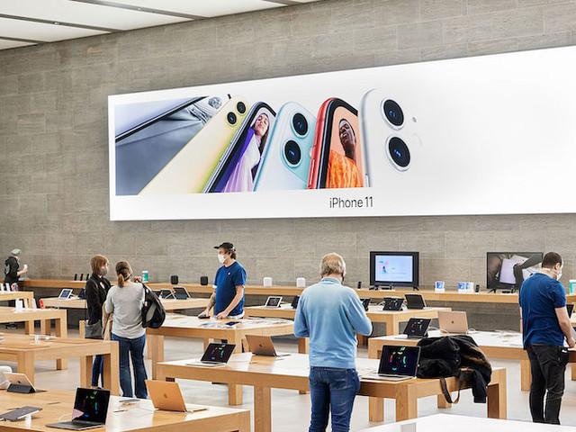 Apple setzt derzeit auf COVID-19 Tests anstatt auf eine Impfpflicht