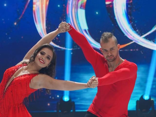 """Bei """"Dancing on Ice"""": Eric Stehfest tanzt für seine Mutter"""