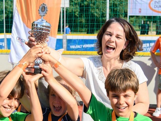 Einst Bronze bei Trampolin-DM: Die sportliche Sternstunde der Kandidatin