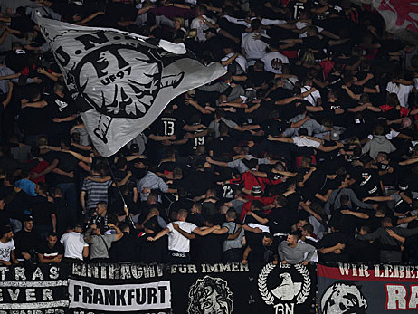 Europa League: UEFA-Strafe: Eintracht in Europa ohne Fans