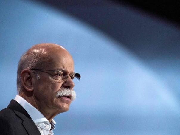 EXKLUSIV Ex-Daimler-Chef zieht in Beirat ein: Dieter Zetsche geht zu Aldi Süd
