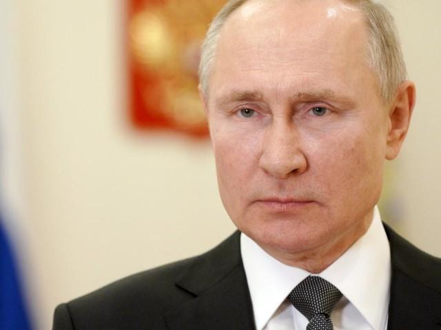 Putin bei Corona-Impfung ungewöhnlich kamerascheu