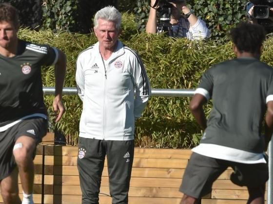 """Heynckes geht Champions League mit """"großen Ambitionen"""" an"""