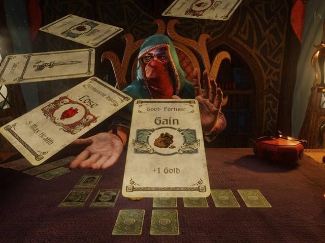 Hand of Fate 2 wird im November für PC, PS4 und Xbox One erscheinen