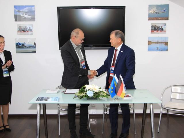 """FIT AG und NIK Ltd. aus Russland gründen Joint Venture """"FITNIK"""" für die additive Fertigung von Bauteilen für die Luft- und Raumfahrt in Russland"""