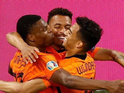 Fußball-EM: Niederlande immer mehr Mitfavorit bei der EM